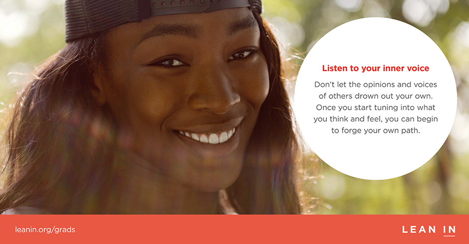Tip 6: Listen to your inner voice